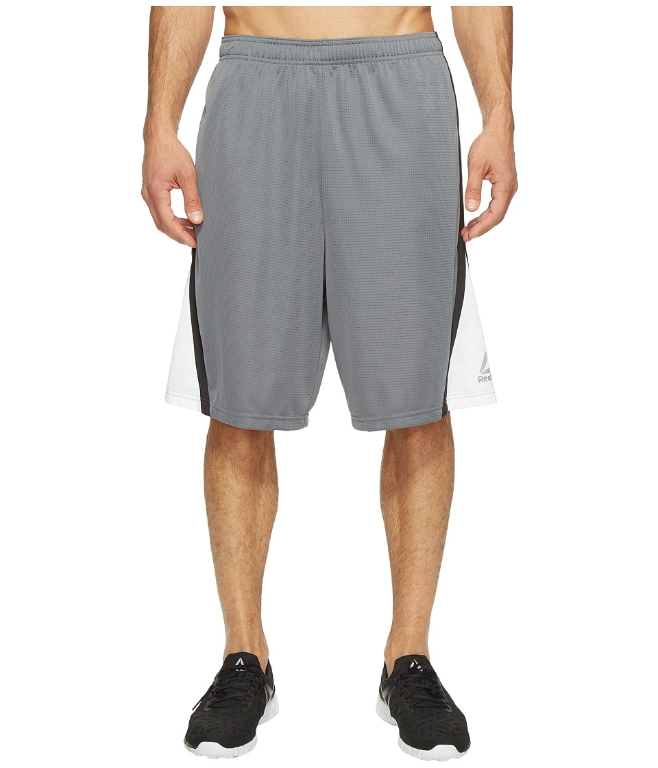Reebok US Workout Basketball Shorts (Alloy) Men