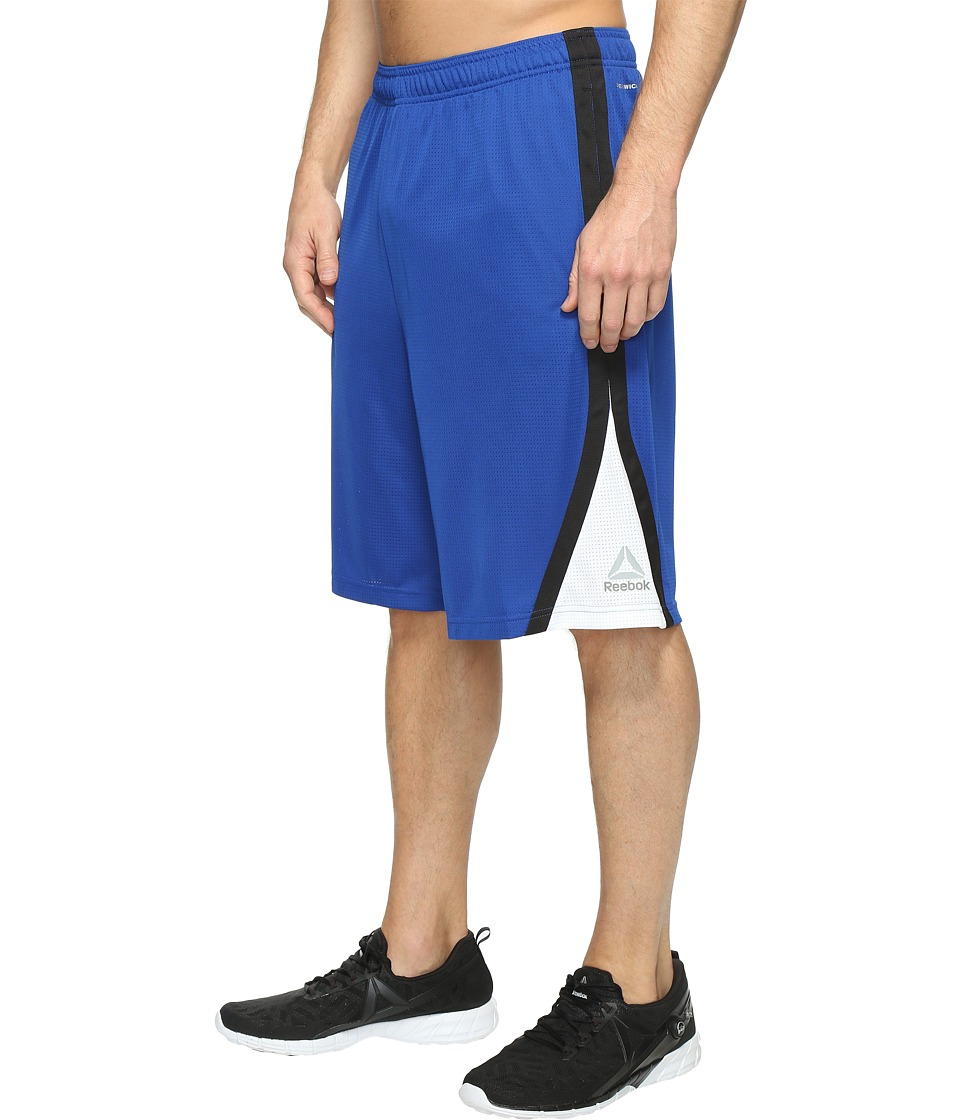 Reebok US Workout Basketball Shorts (Collegiate Royal) Men