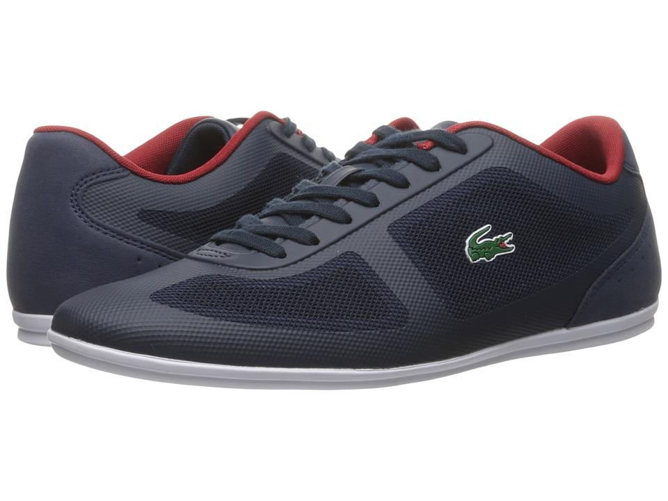 Lacoste - Misano Evo 316 1 (Navy) Men's Shoes