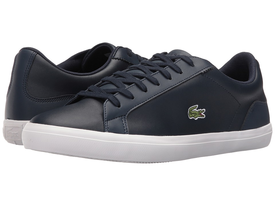 Lacoste Lerond BL 1 Navy Mens Shoes