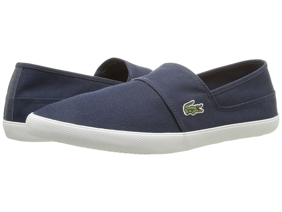 Lacoste - Marice 416 1 (Navy) Men's Shoes