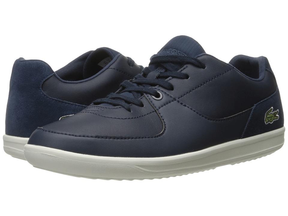 Lacoste - LS.12-Minimal Ripple 416 1 (Navy) Men's Shoes