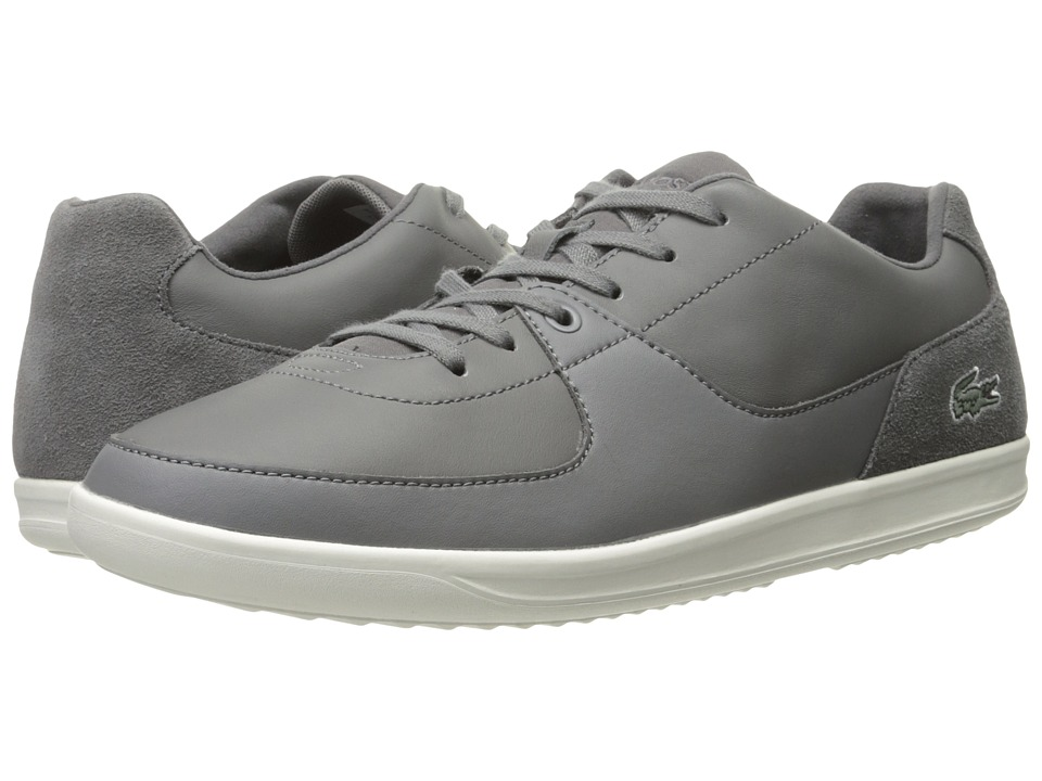 Lacoste - LS.12-Minimal Ripple 416 1 (Dark Grey) Men's Shoes