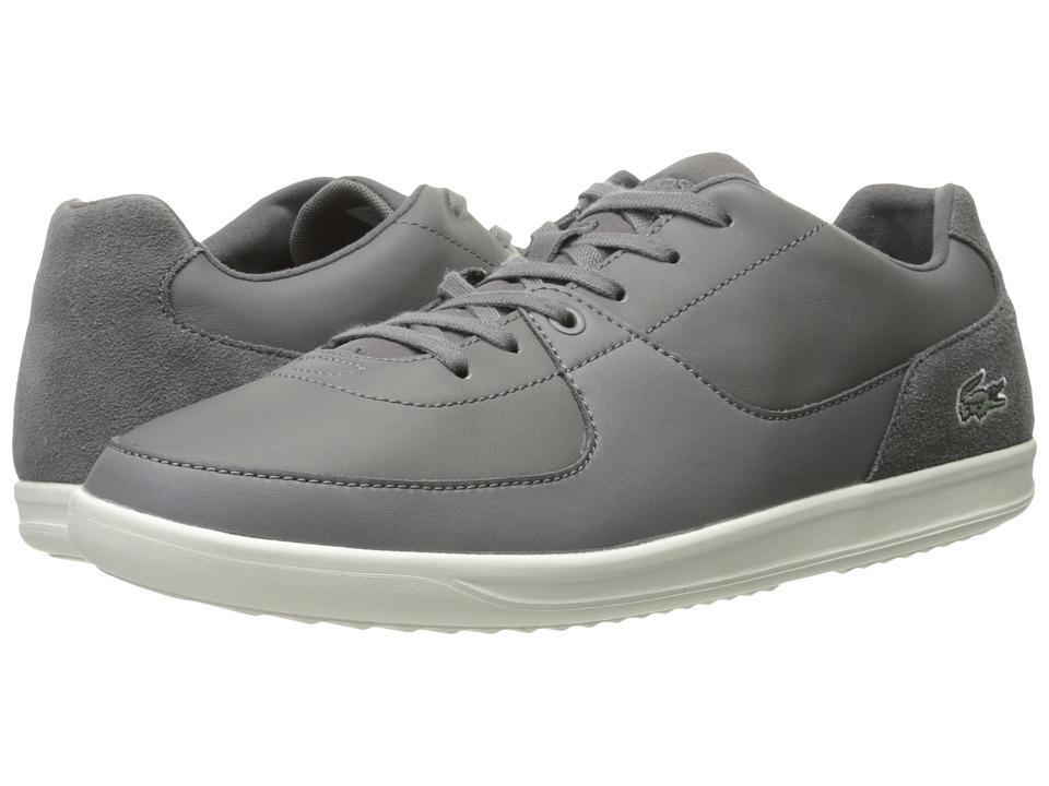 Lacoste - LS.12-Minimal Ripple 416 1 (Dark Grey) Men's Shoes