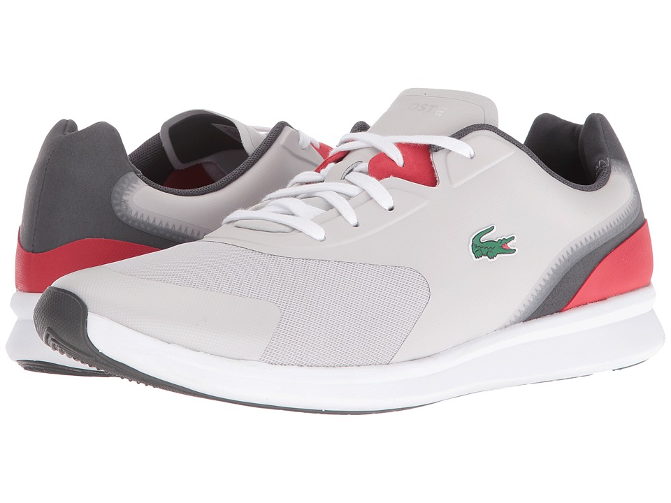 Lacoste - LTR.01 416 1 (Light Grey) Men's Shoes