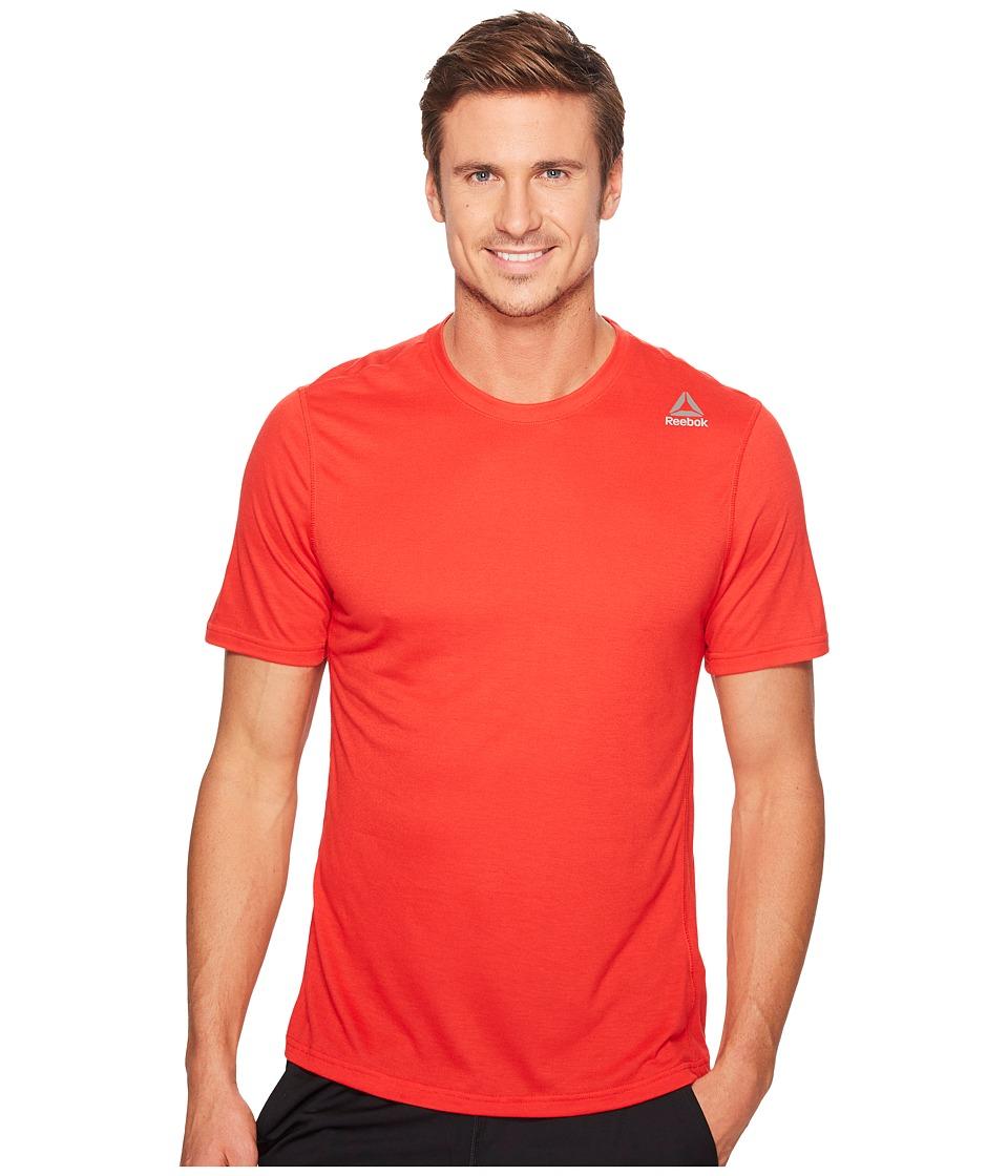 Reebok - US Workout Ready Supremium 2.0 Tee Sleeveless (Primal Red) Men's T Shirt