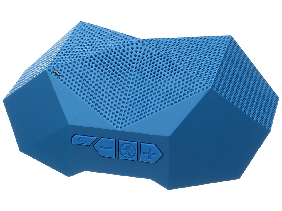 Outdoor Tech - Turtle Shell 3.0 Wireless Speaker (Electric Blue) Headphones