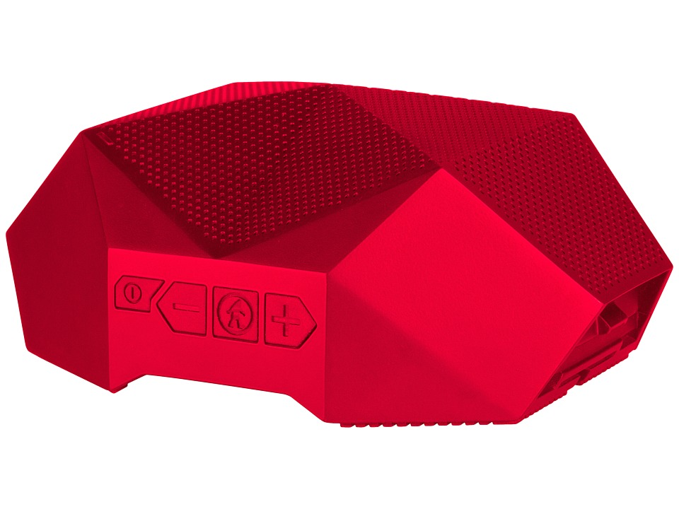 Outdoor Tech - Turtle Shell 3.0 Wireless Speaker (Red) Headphones
