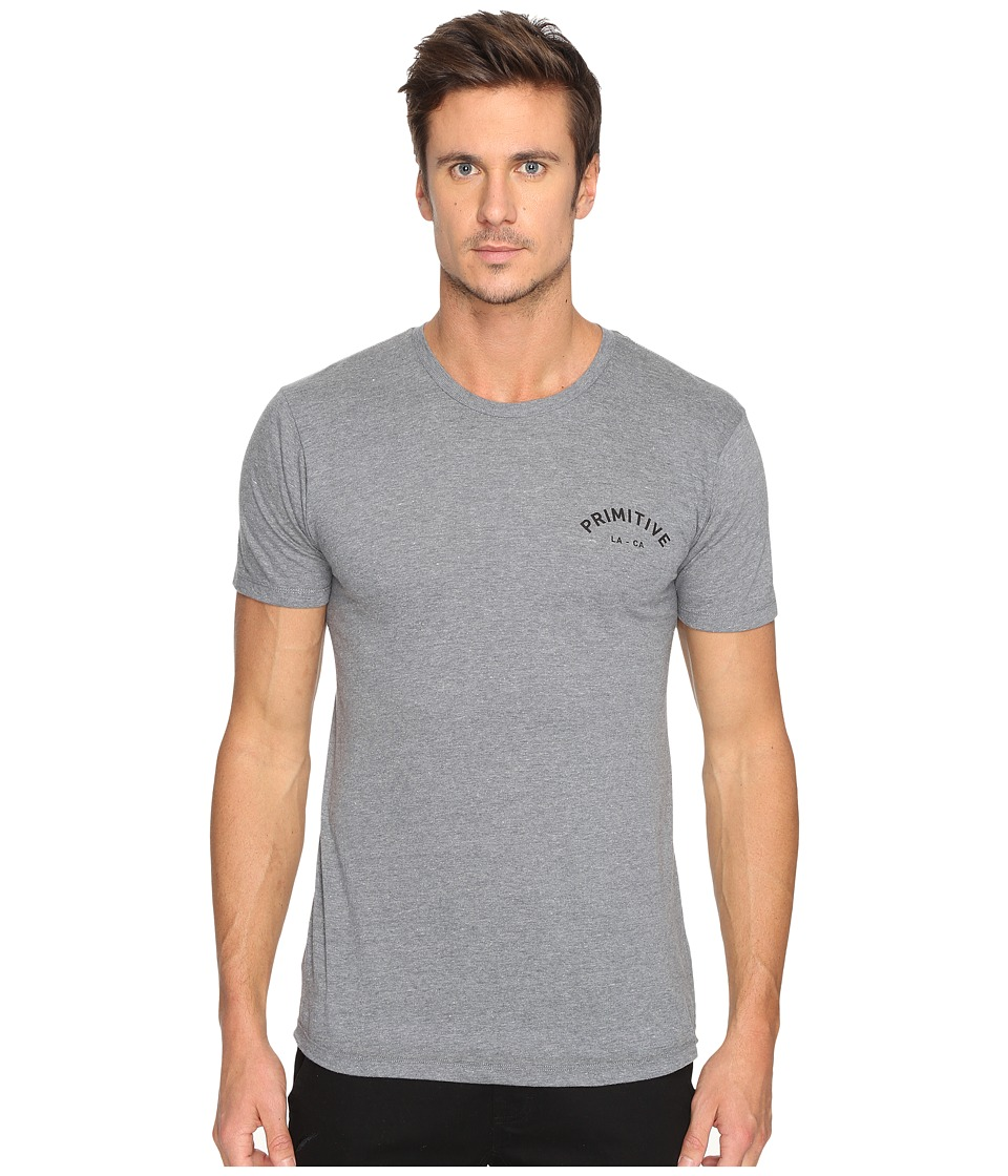 Primitive - Surplus II Lightweight Tee (Athletic Heather) Men's T Shirt