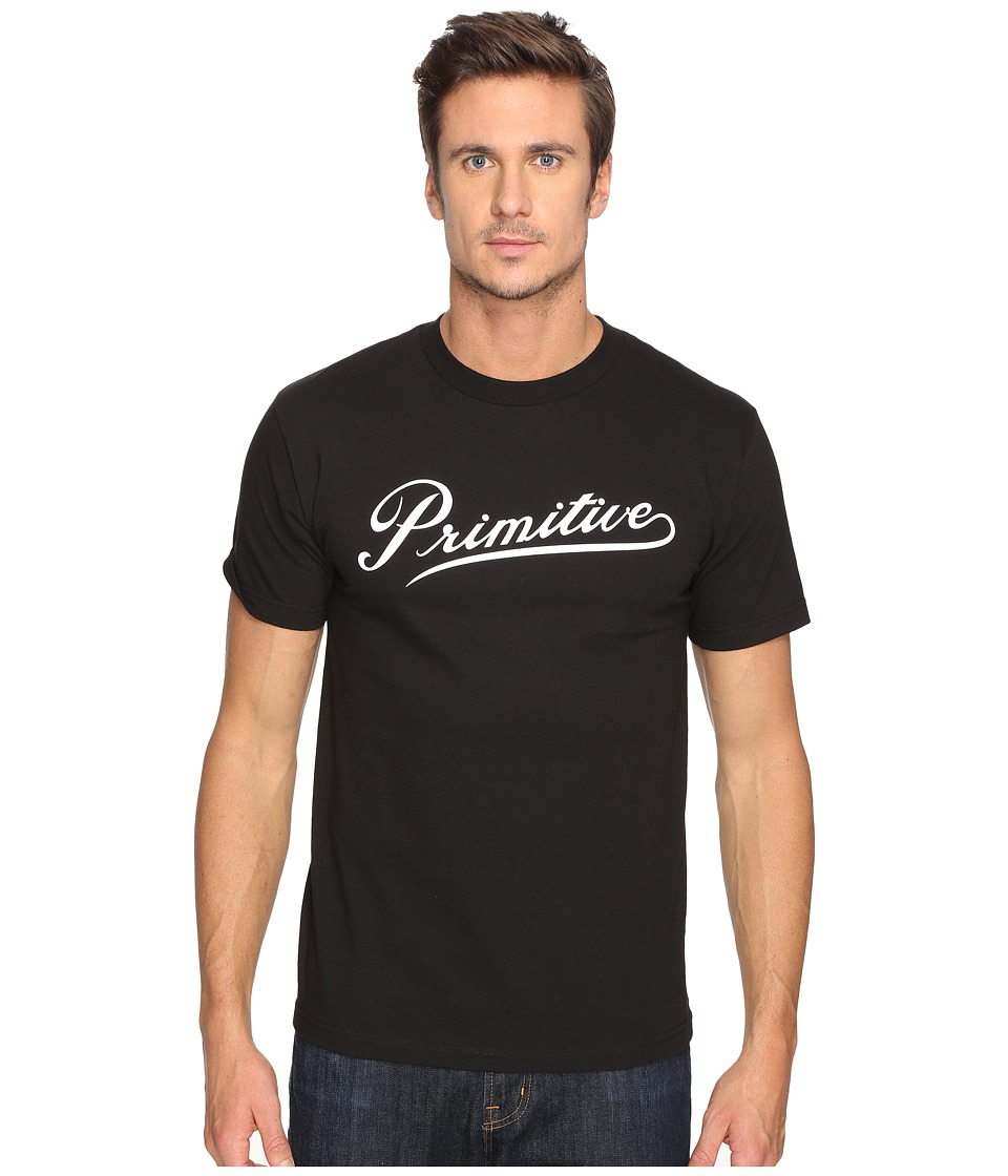 Primitive - Caldwell Tee (Black) Men's T Shirt