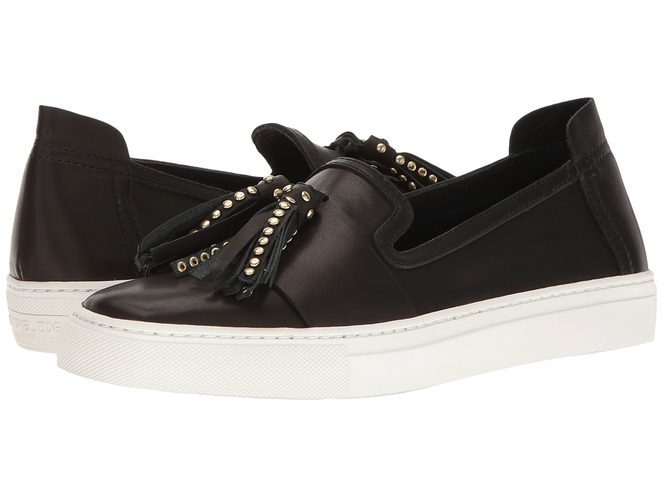 Rachel Zoe - Bern (Black Soft Calf) Women's Slip on Shoes