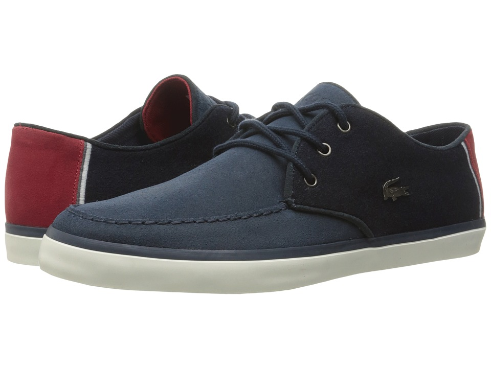 Lacoste - Sevrin 416 2 (Navy) Men's Shoes