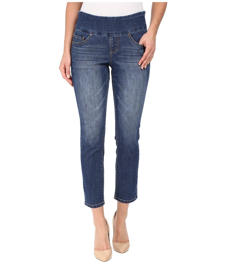 Jag Jeans Petite - Petite Amelia Pull-On Slim Ankle Comfort Denim in Durango Wash (Durango Wash) Women's Jeans