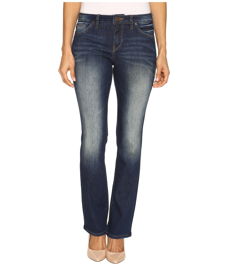 Jag Jeans Petite - Petite Atwood Boot Platinum Denim in Soho (Soho) Women's Jeans