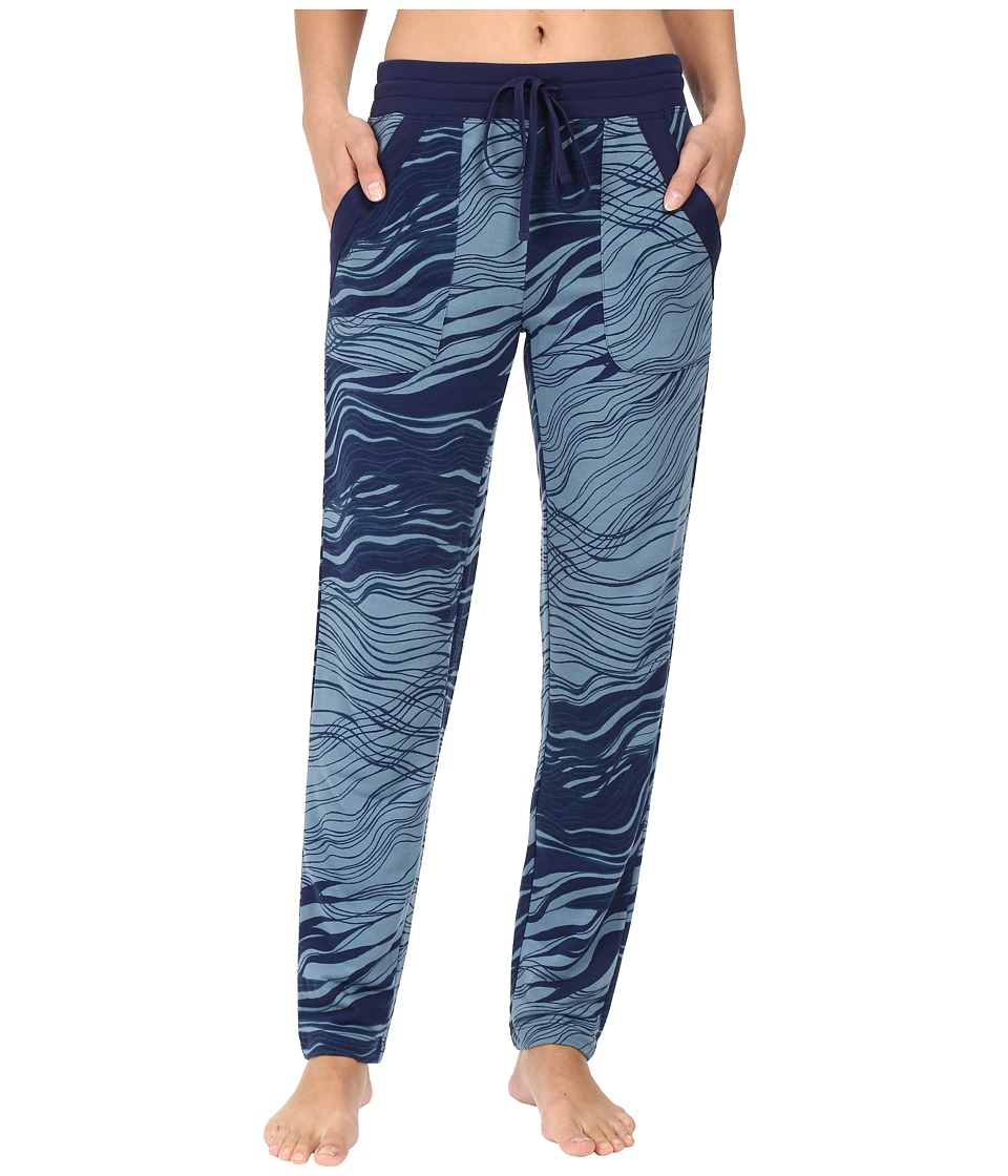 Josie - Break Dance Pants (Blue/Blue) Women's Pajama