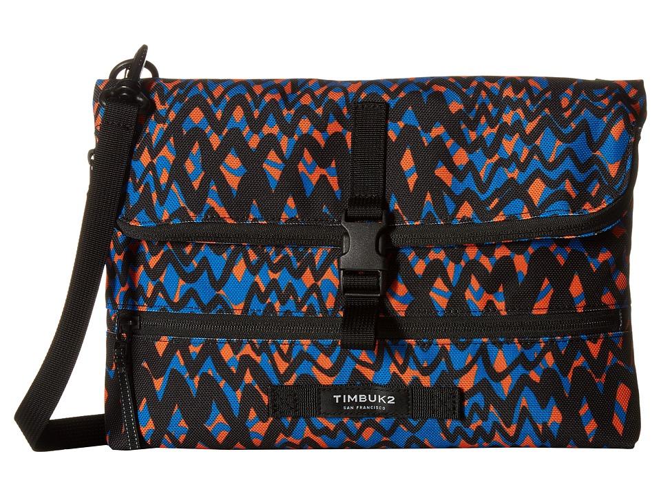 Timbuk2 - Page Crossbody (Pacific Zigzag) Cross Body Handbags