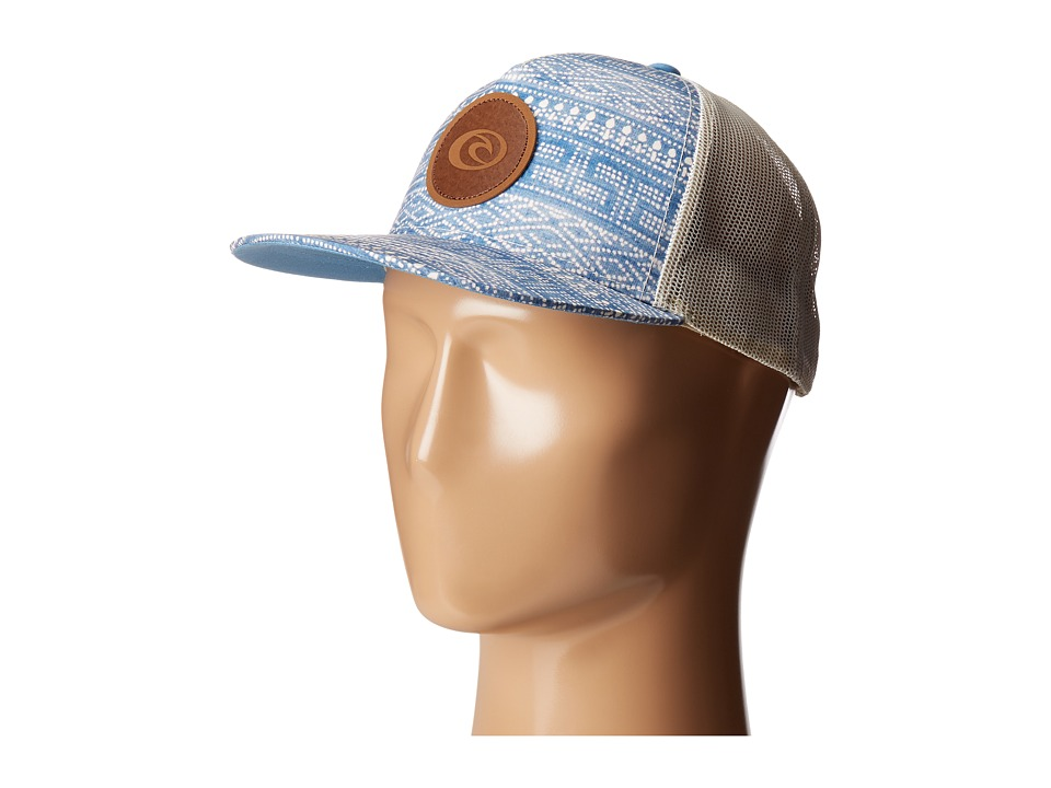 Rip Curl - High Tide Twill Cap (Light Blue) Caps