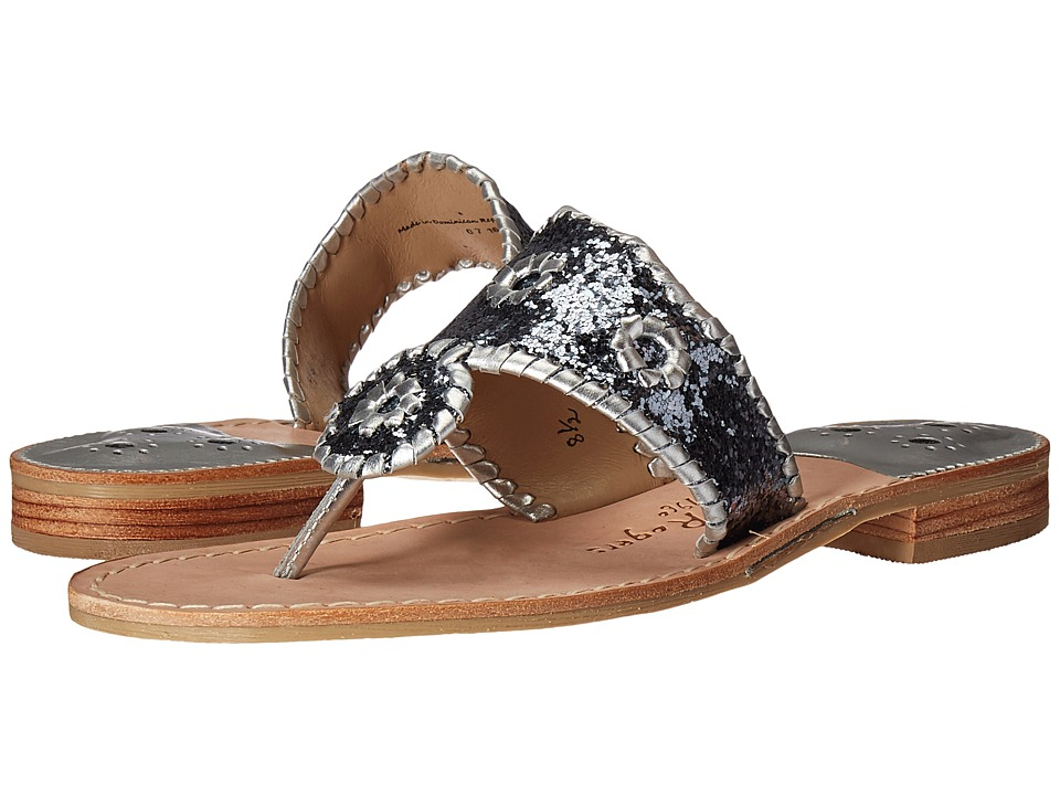 Jack Rogers - Cleo (Silver/Silver) Women's Sandals
