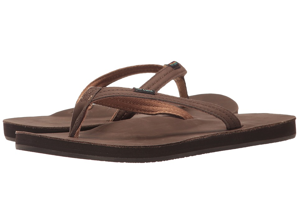 Rip Curl - Rivera (Dark Brown) Women's Sandals