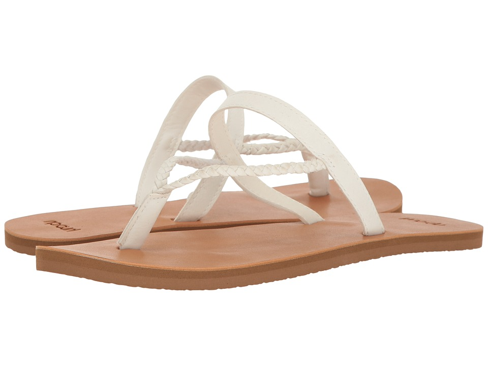 Rip Curl - Livy (White) Women's Sandals