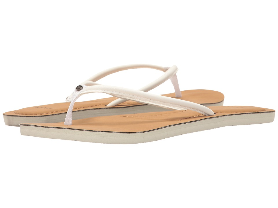 Rip Curl - Luna (White/Tan) Women's Sandals