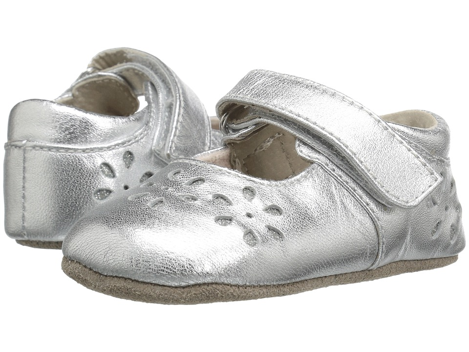 See Kai Run Kids Ginger II (Infant) (Silver) Girls Shoes