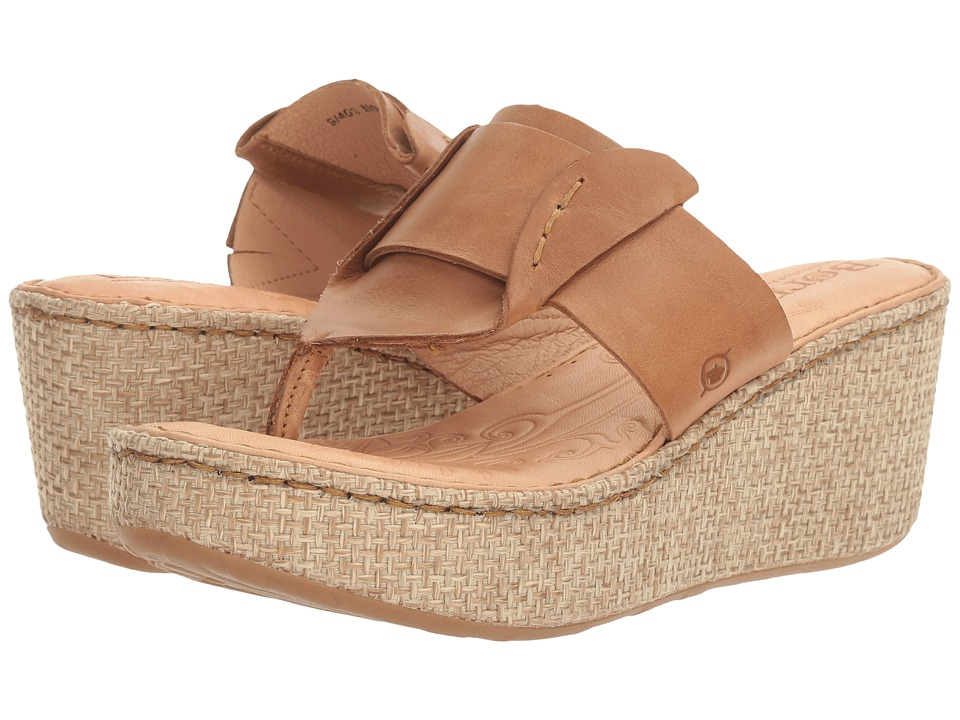 Born - Marie (Tan) Women's Shoes