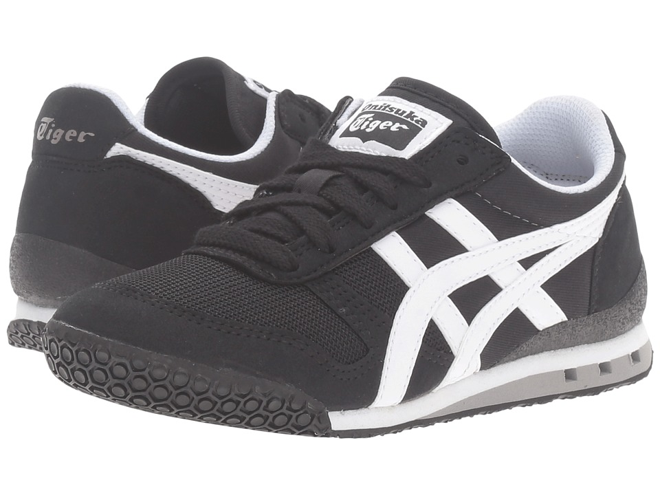 ASICS Kids - Ultimate 81 PS (Toddler/Little Kid) (Black/White) Kids Shoes