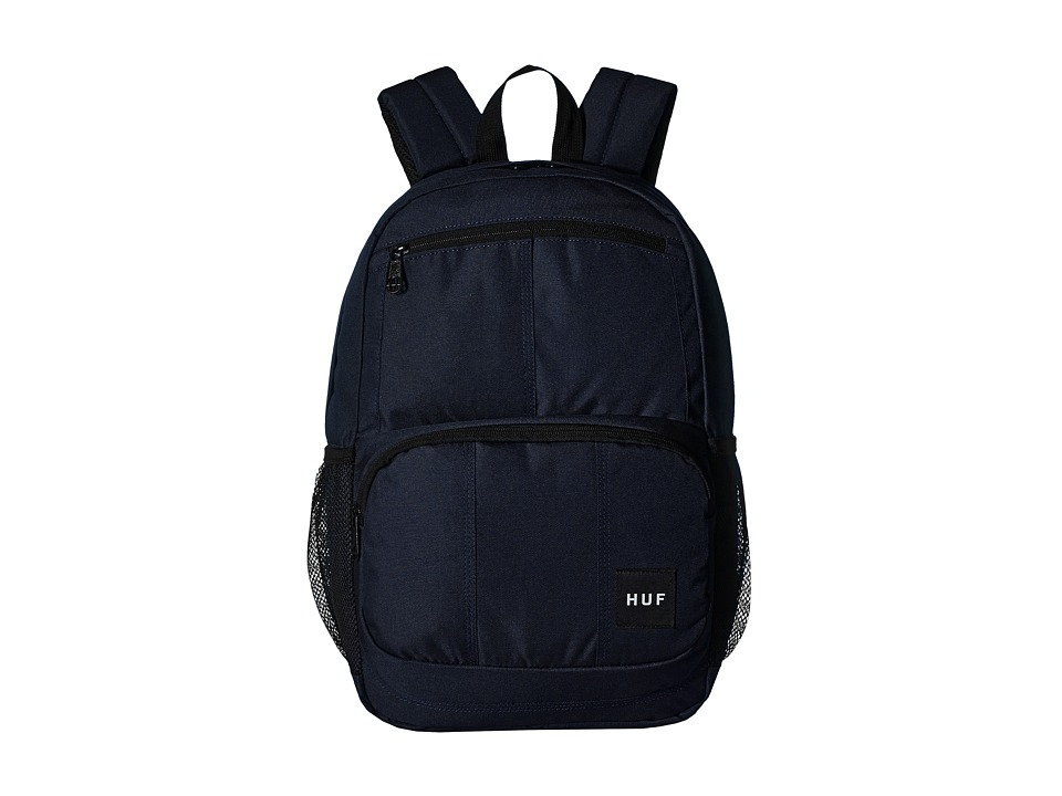 HUF - Truant Backpack (Navy) Backpack Bags