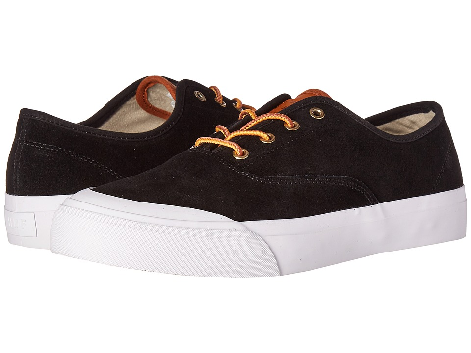 HUF - Cromer (Black/Baseball) Men's Skate Shoes
