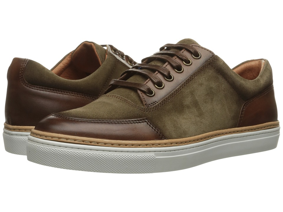 Kenneth Cole New York - Prem-ium (Brown Combo) Men's Lace up casual Shoes