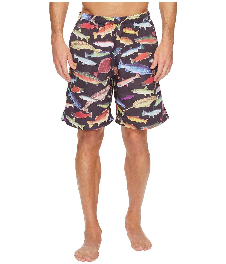 KAVU - River Short (Fish Fest) Men's Shorts