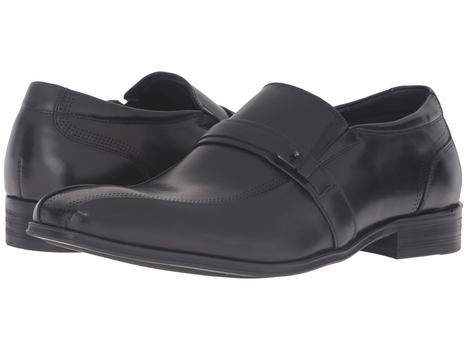 Kenneth Cole New York - Lock It Up (Black) Men's Shoes