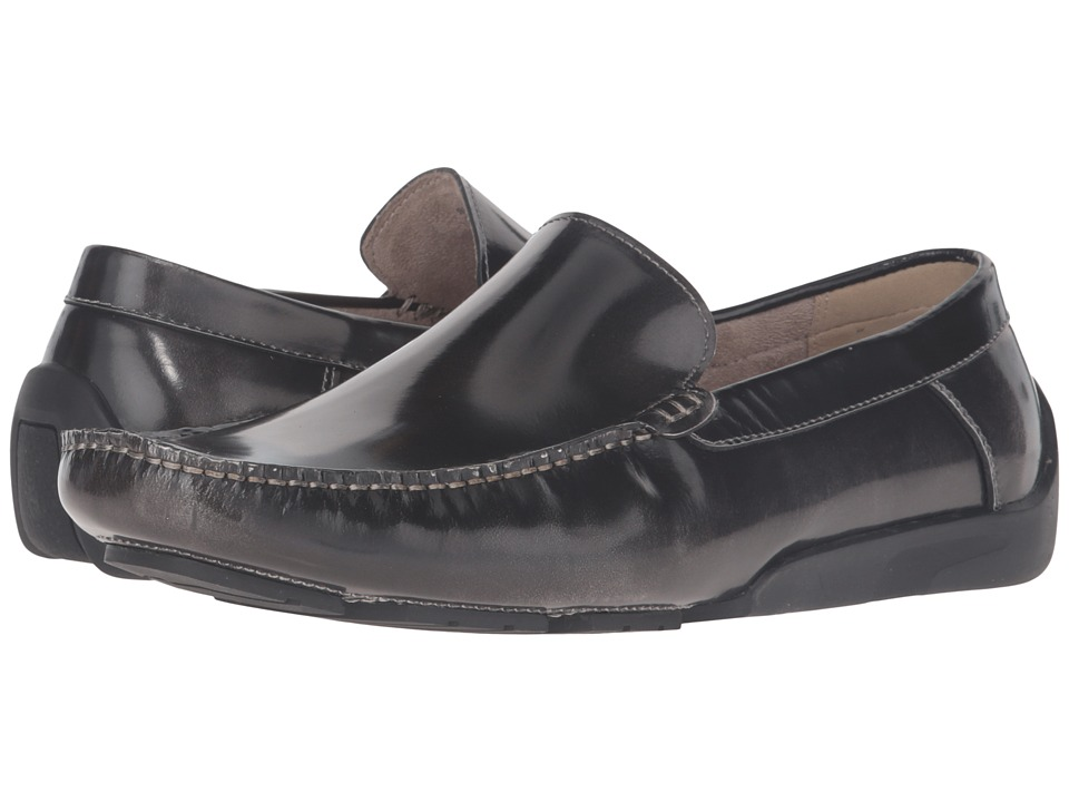 Kenneth Cole New York - Sunday Fun-Day (Stone) Men's Slip on Shoes