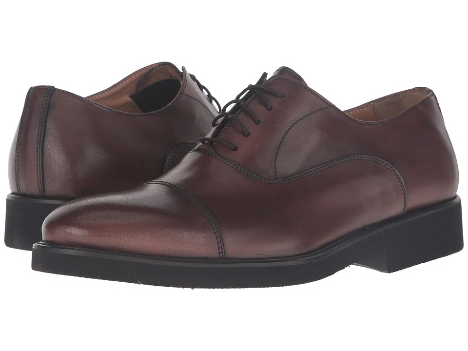 Kenneth Cole New York - All The Above (Brown) Men's Lace up casual Shoes