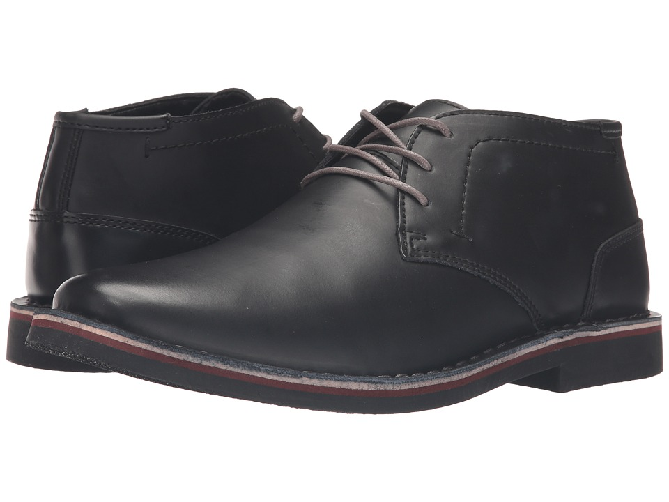 Kenneth Cole Reaction - Desert Sun (Black 1) Men's Lace-up Boots