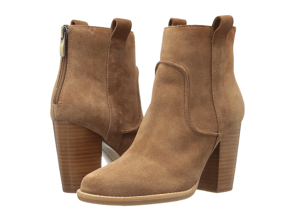 French Connection Avabba (Tan Split Suede) Women