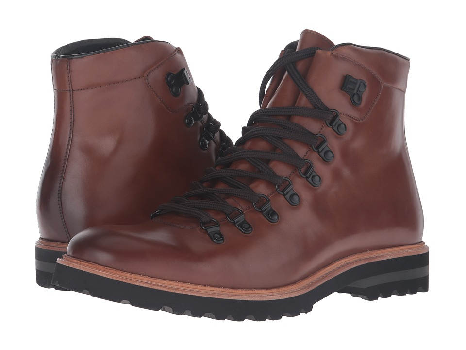 Kenneth Cole New York - Click Ur Heels (Cognac) Men's Boots