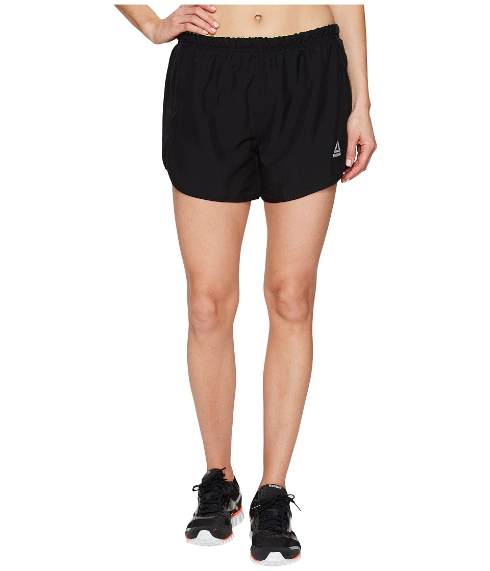 Reebok - Running Essentials 4-inch Short (Black 1) Women's Shorts