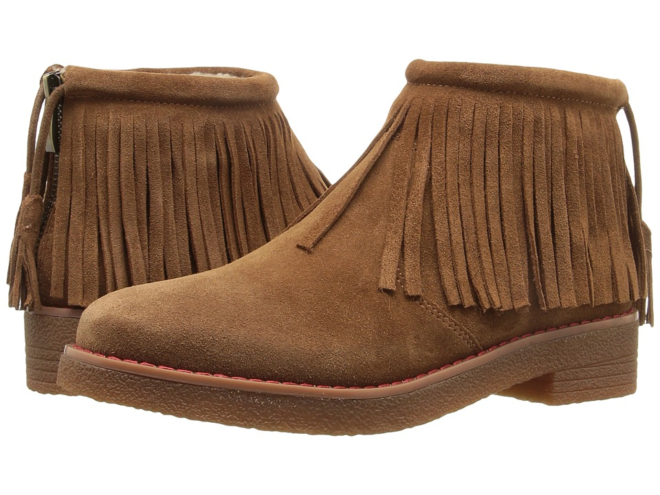 French Connection Vanessa (Tan Split Suede) Women