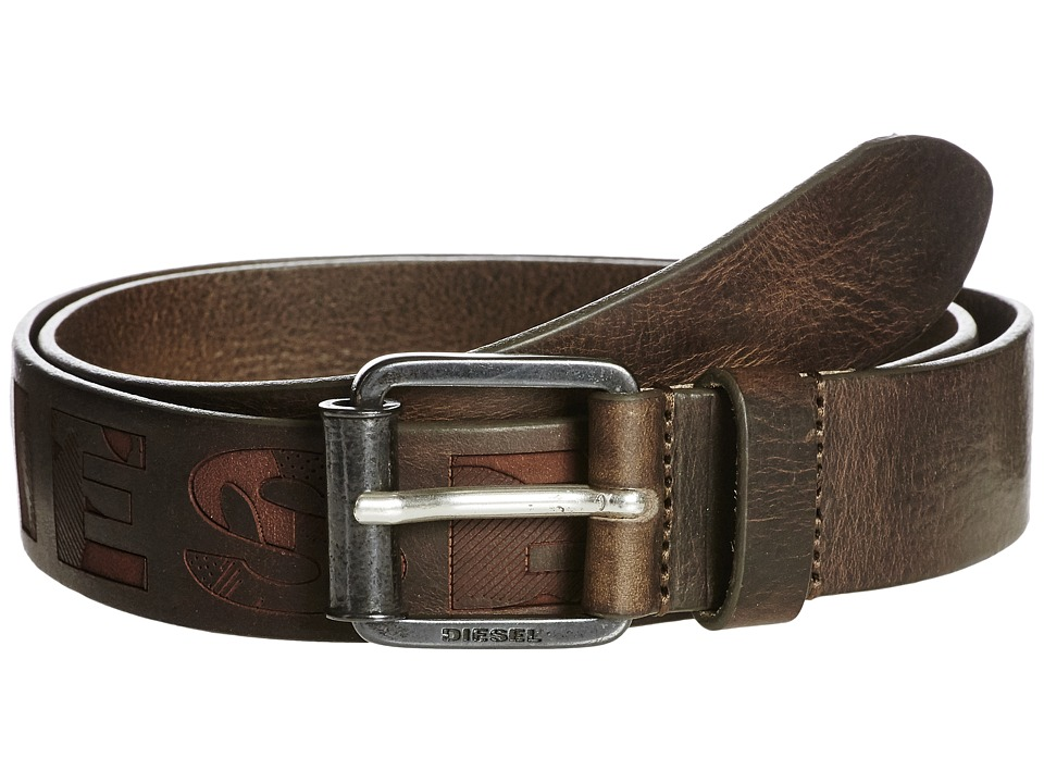 Diesel - B-Laserr - Belt (Olive Night) Men's Belts