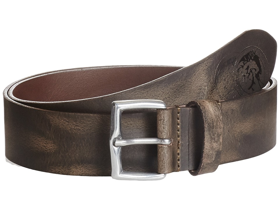 Diesel - B-Rough - Belt (Turkish Coffee) Men's Belts