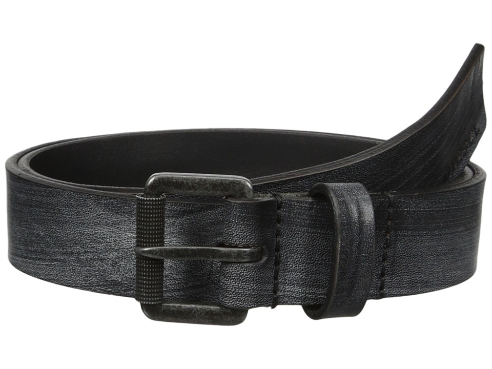 Diesel - B-Blurr - Belt (Black) Men's Belts