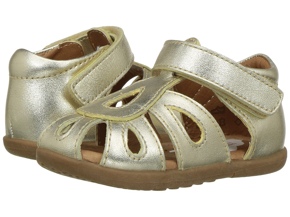 Umi Kids - Elsie (Toddler) (Gold) Girl's Shoes