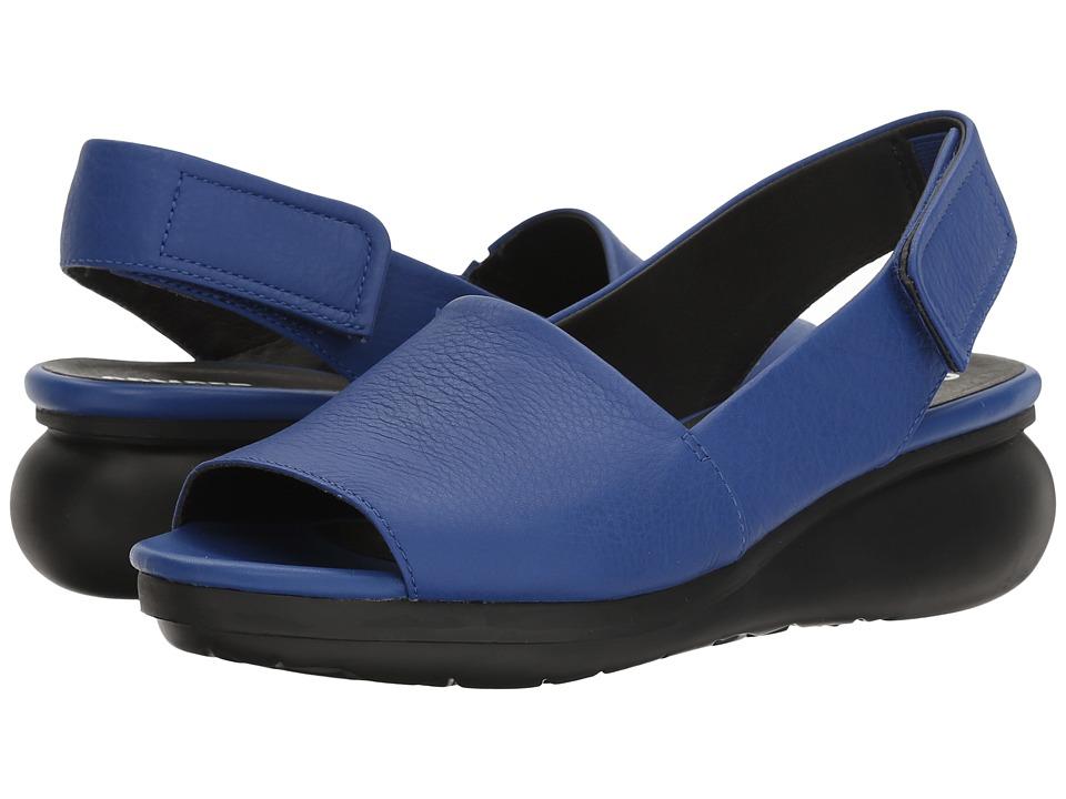 Camper - Balloon - K200064 (Medium Blue) Women's Sandals