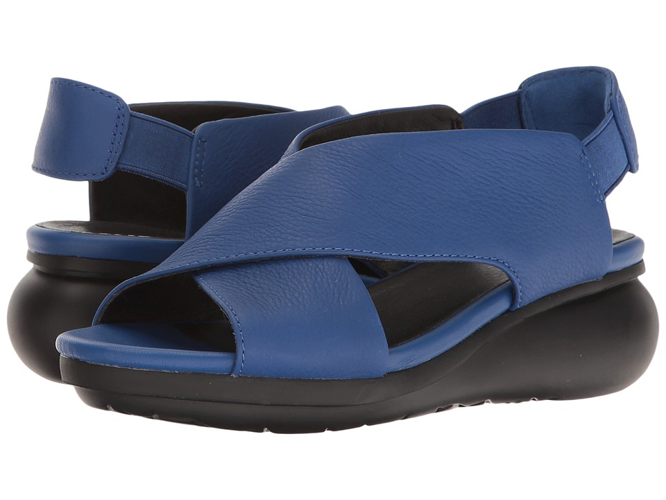 Camper - Balloon - K200066 (Blue) Women's Sandals