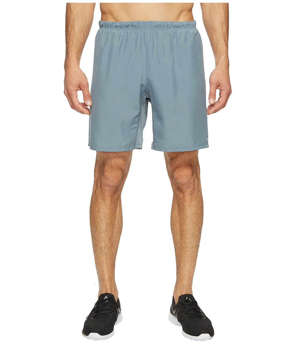 Reebok - Running Essentials 8 Shorts (Awesome Blue) Men's Shorts