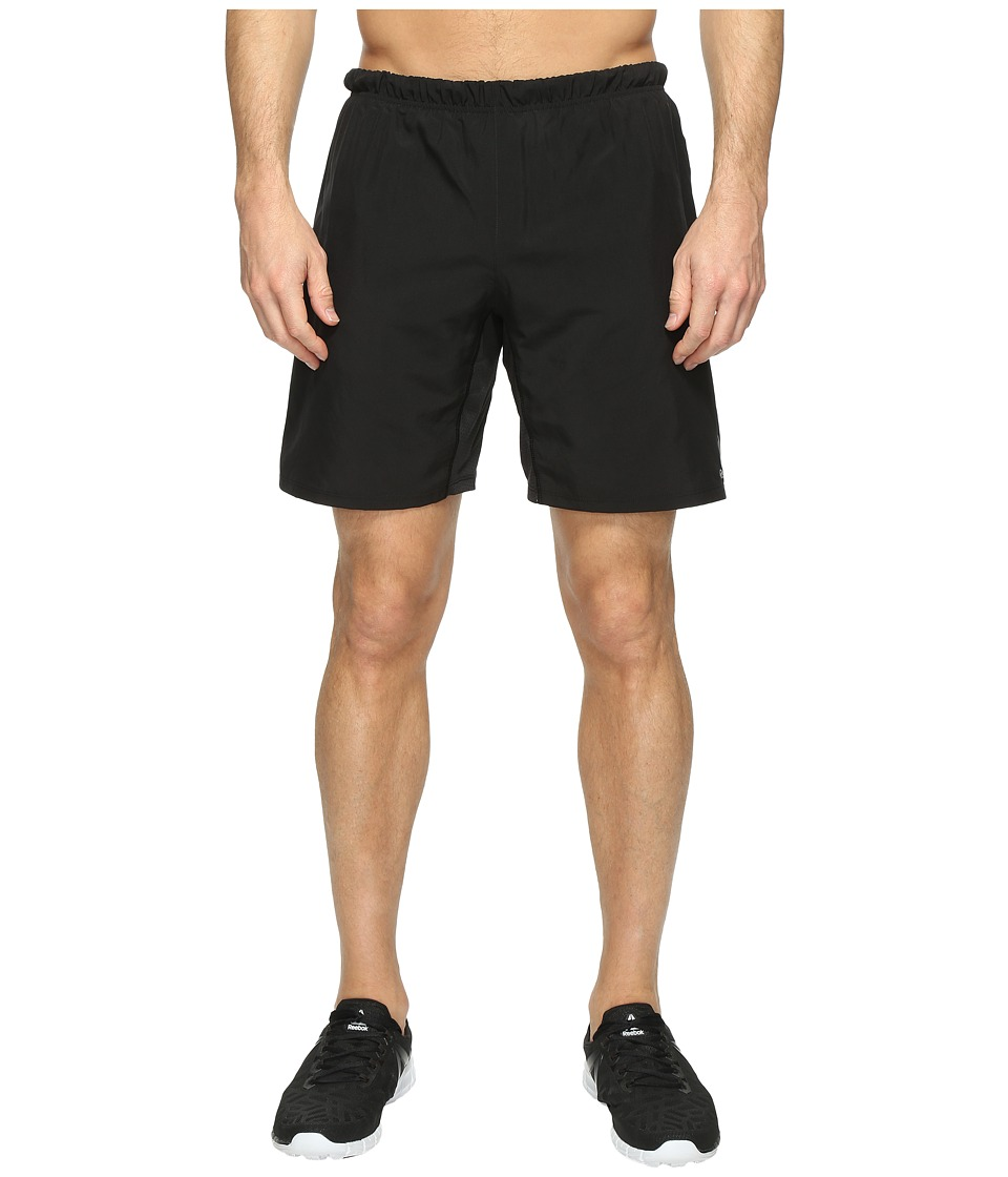 Reebok - Running Essentials 8 Shorts (Black) Men's Shorts