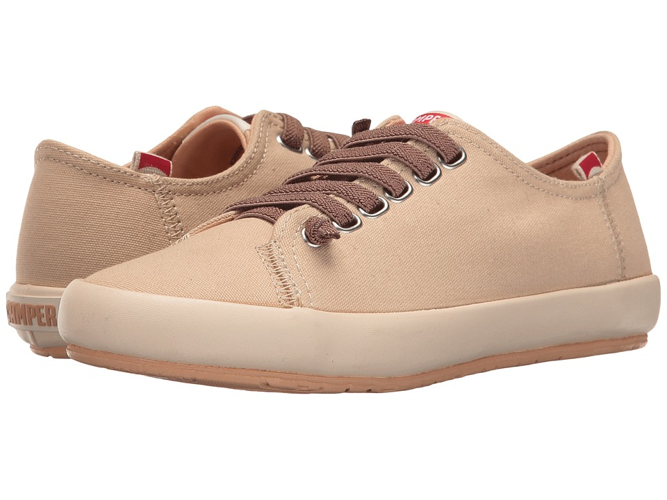 Camper - Borne - K200284 (Beige) Women's Lace up casual Shoes