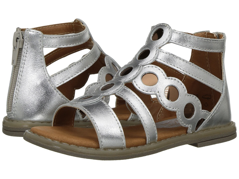 Umi Kids - Meda (Toddler/Little Kid) (Silver Multi) Girls Shoes